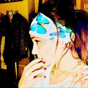 Butterfly Headwrap
